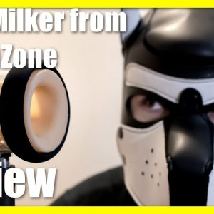 Deluxe Automatic Milker Stroker Machine from Fetish Zone Unboxing and Review