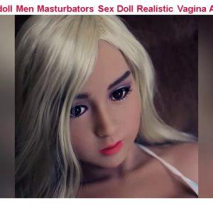 Cheap! 148CM 104# Sexdoll Men Masturbators Sex Doll Realistic Vagina Anal Sex Oral Sex Toys For Mal