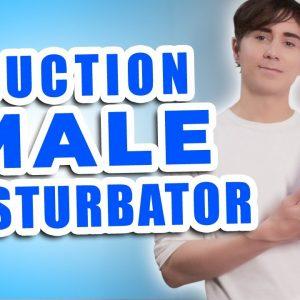 Suction Male Masturbator | Realistic Fleshlight Masturbator  | Male Masturbator Review