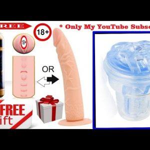 Flashlight Sex Toy Masturbation Cap | Buy Male Masturbators Online | Masterbation Toy #PassiSexToys