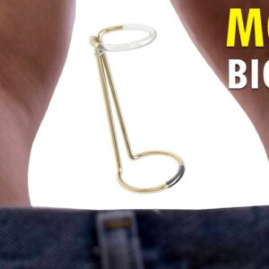 Use this device daily to increase your Penis size