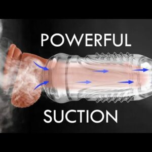 Electric Penis Pump 7 Suction and Vibration modes @Sohimi