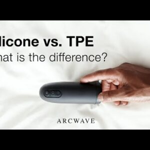 Silicone versus TPE: What is the ARCWAVE ION male stroker made from and why does it feel so good?
