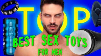 11 Best Sex Toys for Men