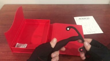 Best Prostate Massager For Beginners - Aneros Helix Syn Trident