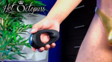 REVIEW: Vibrating Cock Ring | Atom Plus by Hot Octopuss (Sex Toys for Men)
